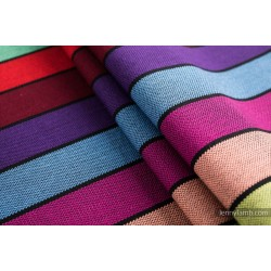 Тъкан слинг шал LennyLamb Carousel of Colors