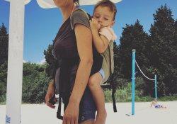 Бебеносене през лятото