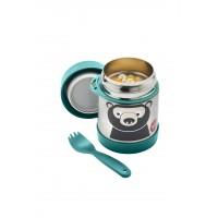 Термос за храна от неръждаема стомана 3Sprouts Leon