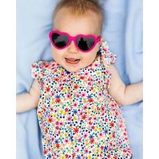 Детски слънчеви очила с UV защита Babiators Hearts 'Heartbraker' с Една Година ГАРАНЦИЯ
