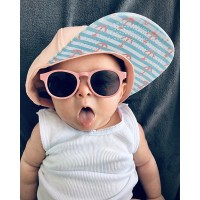 Детски слънчеви очила с UV защита Babiators 'Pretty in Pink' с Една Година ГАРАНЦИЯ