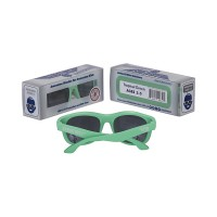 Детски слънчеви очила с UV защита Babiators 'Tropical Green' с Една Година ГАРАНЦИЯ