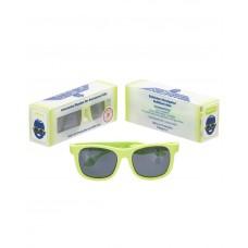 Детски слънчеви очила с UV защита Babiators 'Sublime Lime' с Една Година ГАРАНЦИЯ