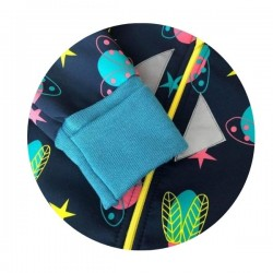 Бебешки космонафт от софтшел десен лече буболече