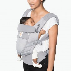 Ергономична раница Ergobaby Adapt Cool Air Mesh Pearl Grey