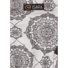 Ергономична раница Isara the One Kaleidoscopix Silver Grey