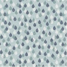 Ергономична раница Integra Baby Raindrops размер 2