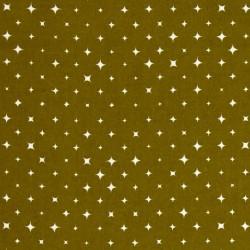 Ергономична раница Integra Baby We are All Stars Olive, размер 1