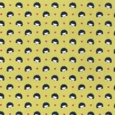 Ергономична раница Integra Baby Citron Hedgehogs