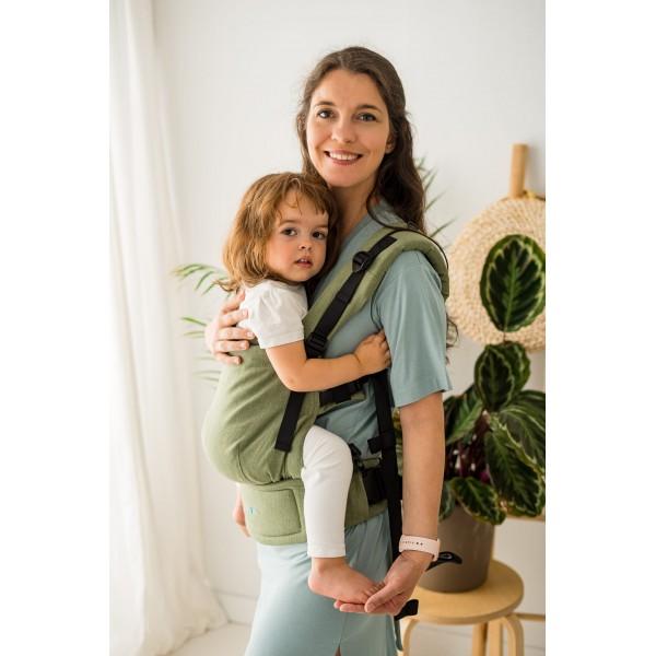 Ергономична раница Kavka Multi-age Rosemary Linen