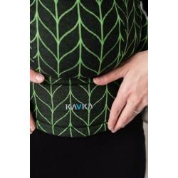 Ергономична раница Kavka Multi-age Vintage Green Braid