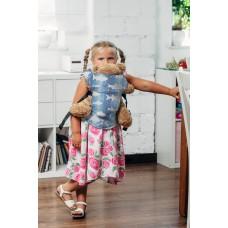 Раница за кукли LennyLamb Fishka