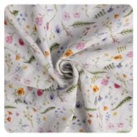 Муселиново одеяло от органичен памук 120/120 Forest Meadow