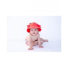Комплект бебешки бански и шапка Ракът Чарли UPF 50+
