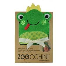Бебешка хавлия за баня Zoocchini Жабата Флипи