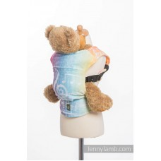 Раница за кукли LennyLamb Symphony Rainbow Light