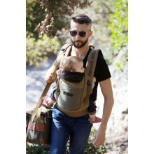 Physio Carrier Safari Pocket Dark Olive