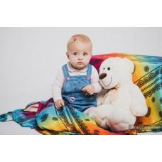 Бамбукова пелена 120/120 Rainbow Lace Dark