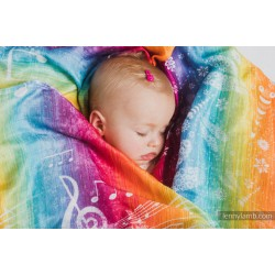 Бамбукова пелена 120/120 Dragonfly Rainbow