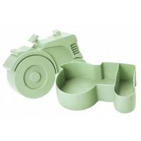 Кутия за храна Blafre трактор светло зелен